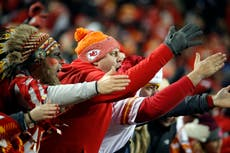 Chiefs under pressure to ditch the tomahawk chop celebration