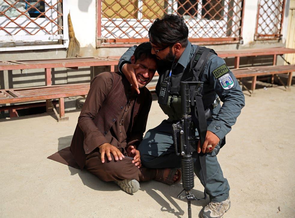 Afghanistan Living Dangerously