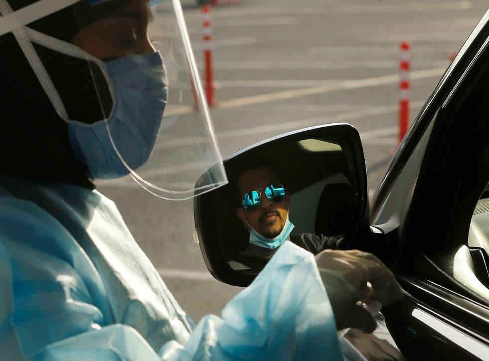 Virus Outbreak Gulf