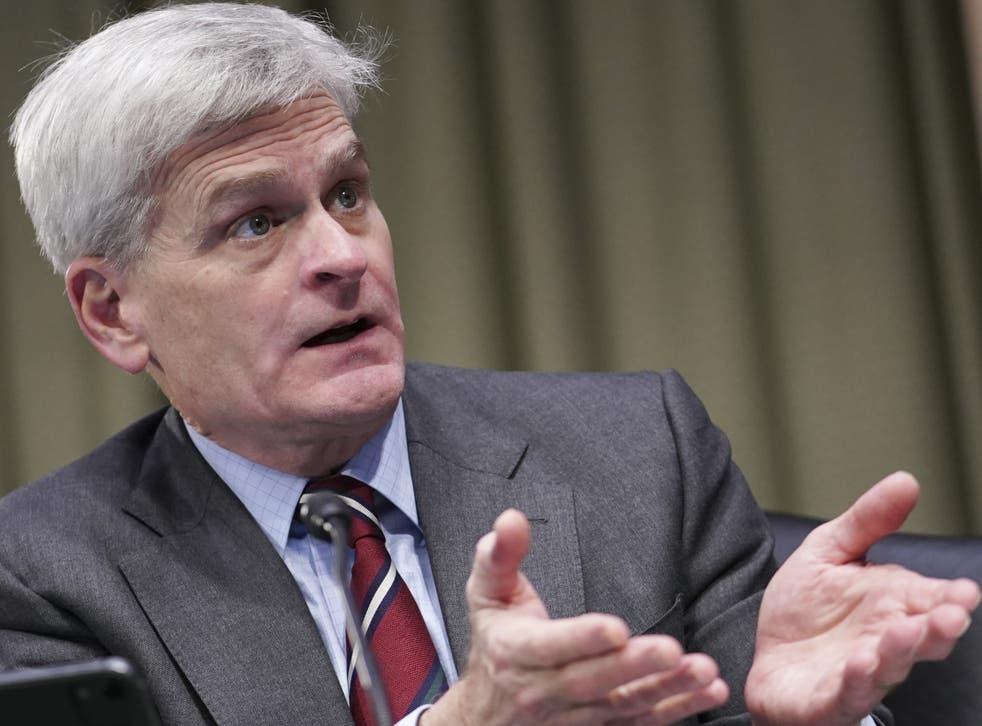 <p>El senador Bill Cassidy reconoció que Luisiana tenía tasas más altas de cáncer que otros estados, pero lo negó a la industria petroquímica y, en cambio, culpó a las opciones de estilo de vida.</p>