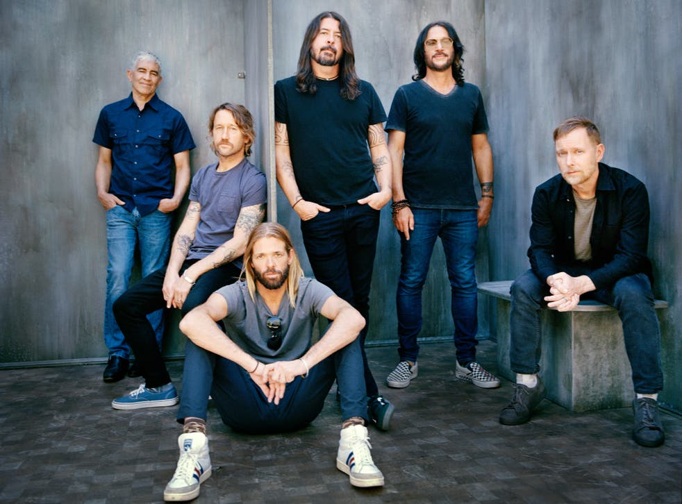 Medicine at Midnight is Foo Fighters' new 'party record'