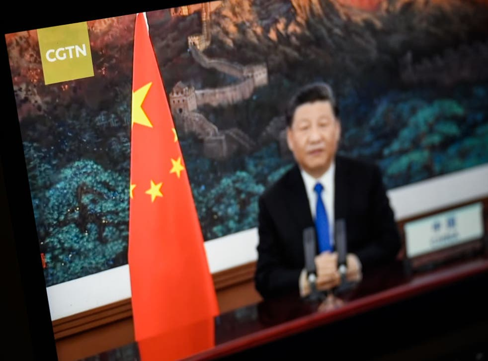 <p>Probe found network is controlled by  China's Communist Party</p>
