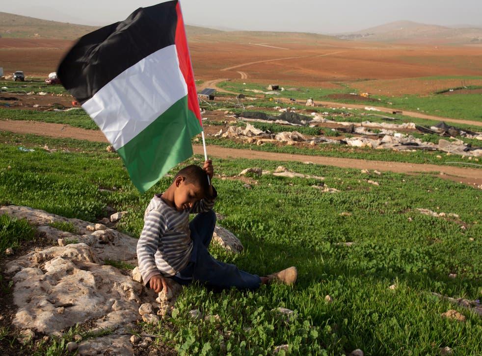 Israel Palestinians Demolished Village