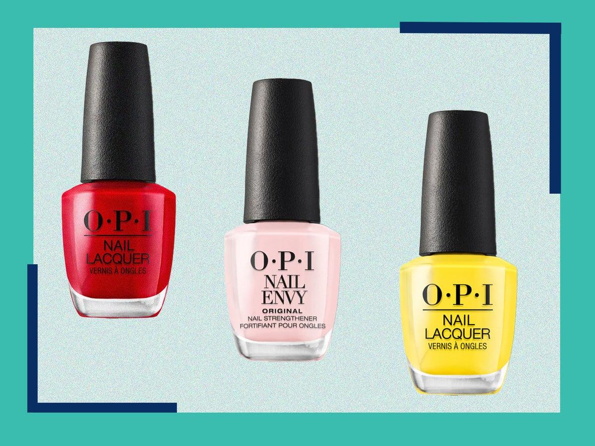Color list opi OPI Complete