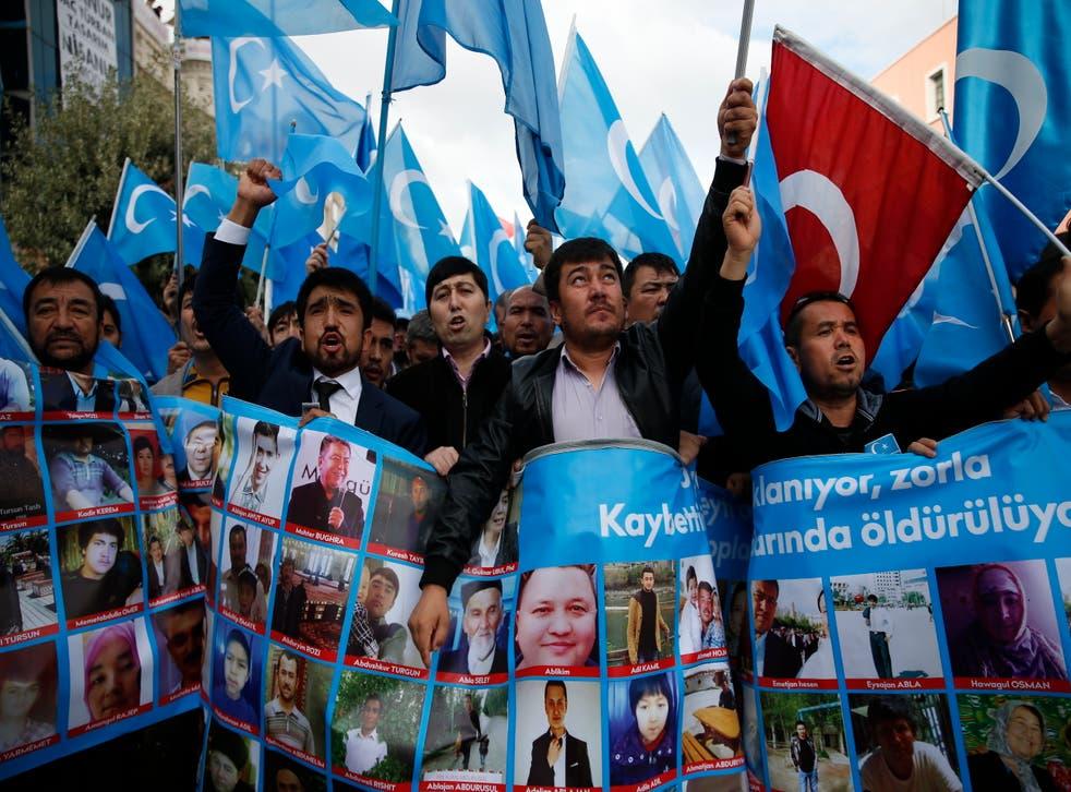 Britain China Uighur Tribunal