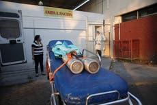 Ladrones de oxígeno: la mafia mexicana ingresa al mercado de suministros médicos robados