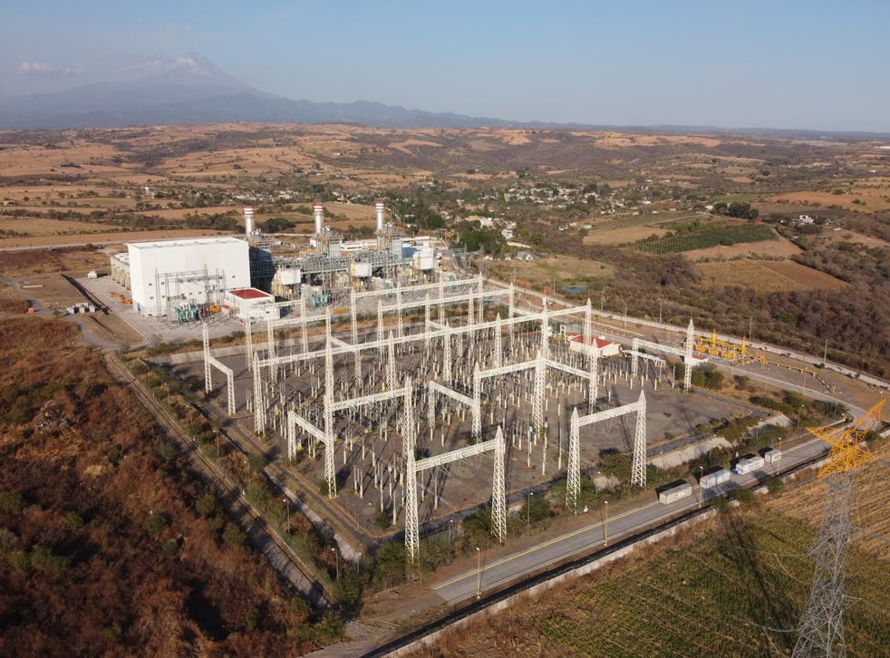 Mexico Electricity Battle