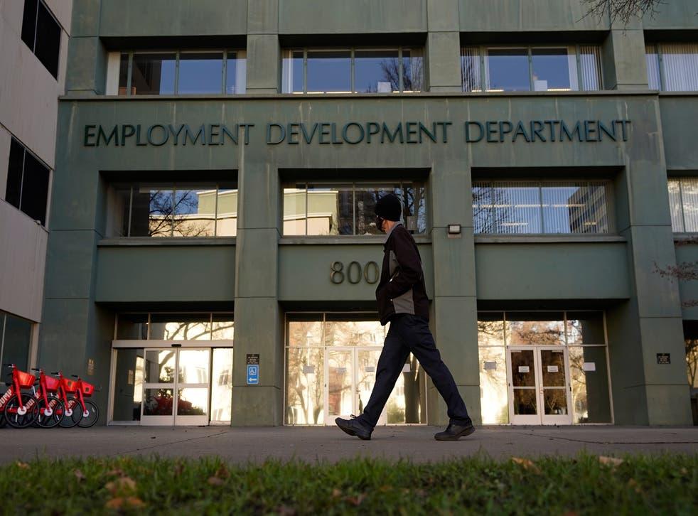 Virus Outbreak-Unemployment Fraud