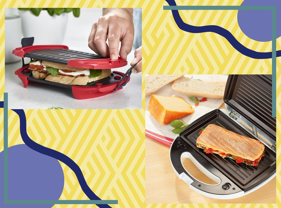 <p>A toasted sandwich maker is a great investment for your kitchen</p>