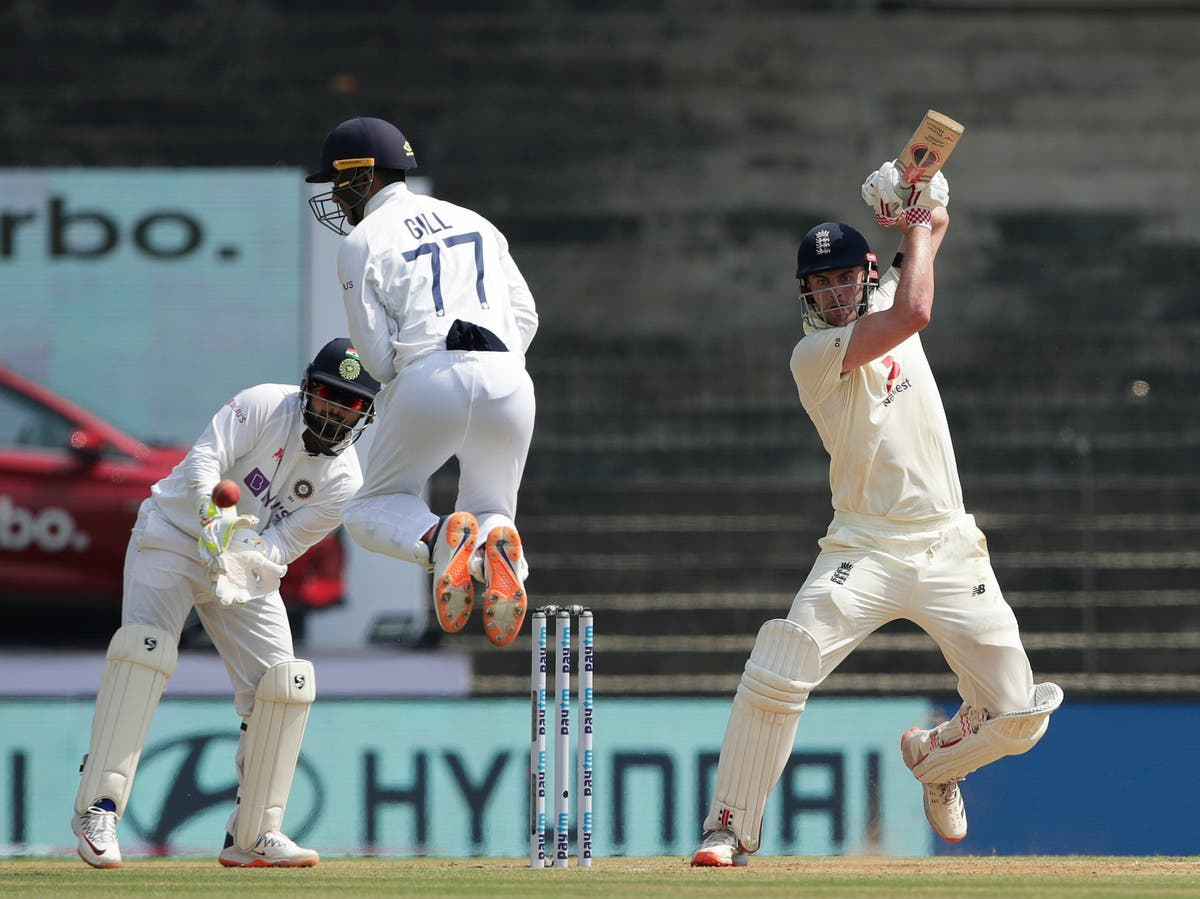 England make solid start to first Test in India | The ...
