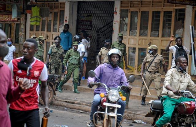 Uganda Abductions