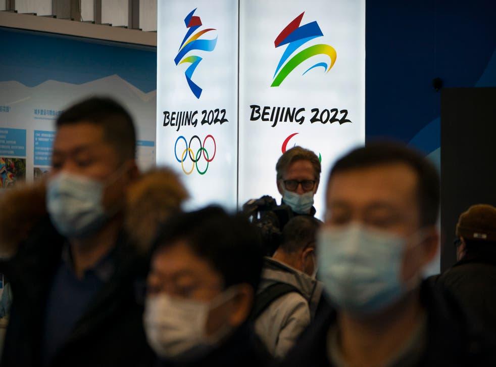 China Olympics Beijing Venues Photo Gallery