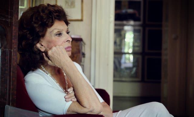 <p>'I never felt so normal in my life': Loren as Madam Rosain 'The Life Ahead'</p>