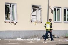 Varios heridos en explosión de gas en el sur de Alemania