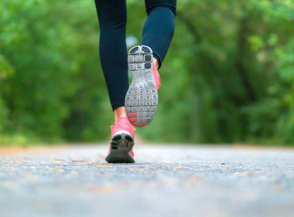 <p>Kate Woodmass faced her fear of running during the health crisis</p>