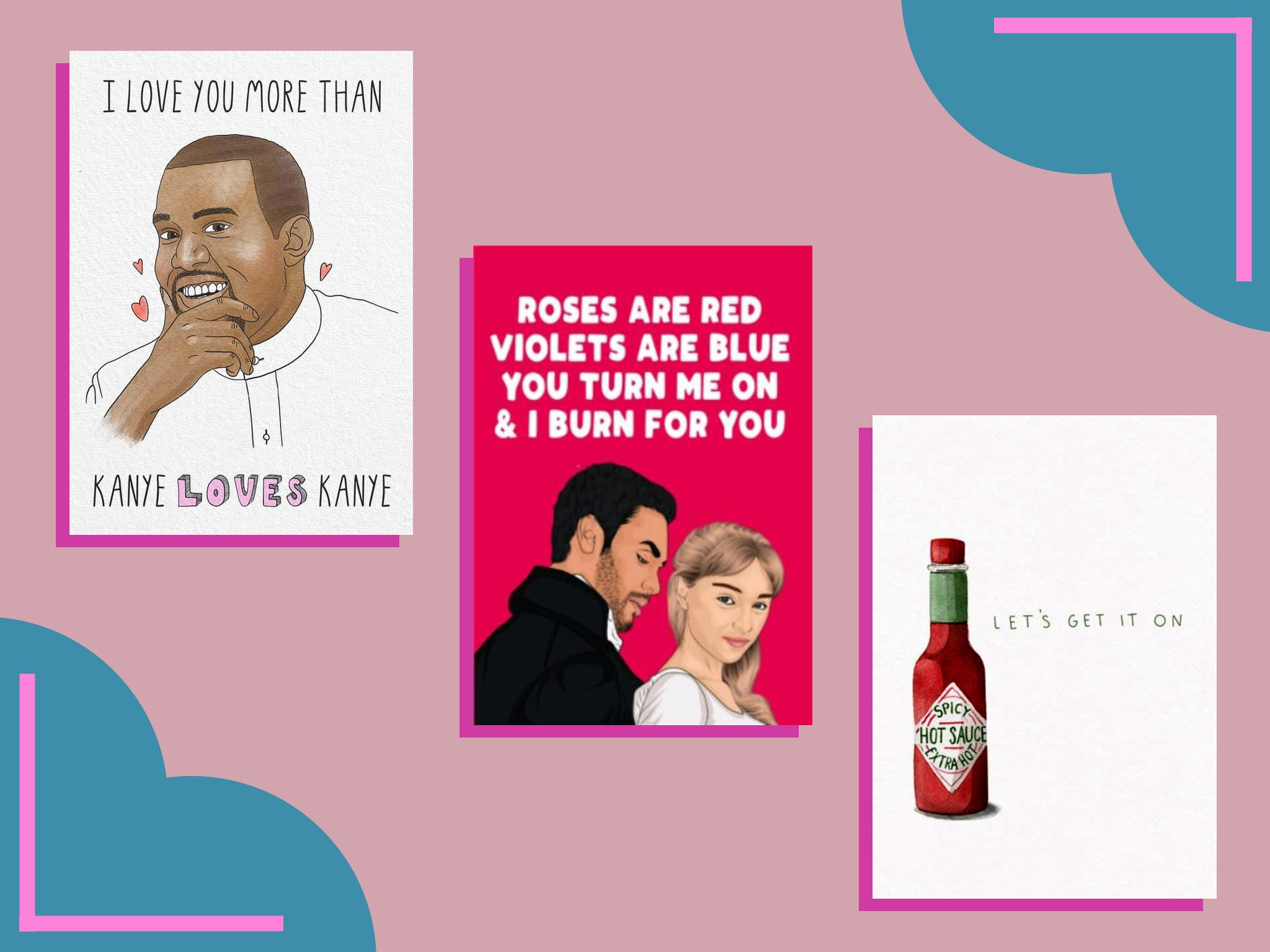 Funny Valentine's Day cards that will put anyone in a good mood