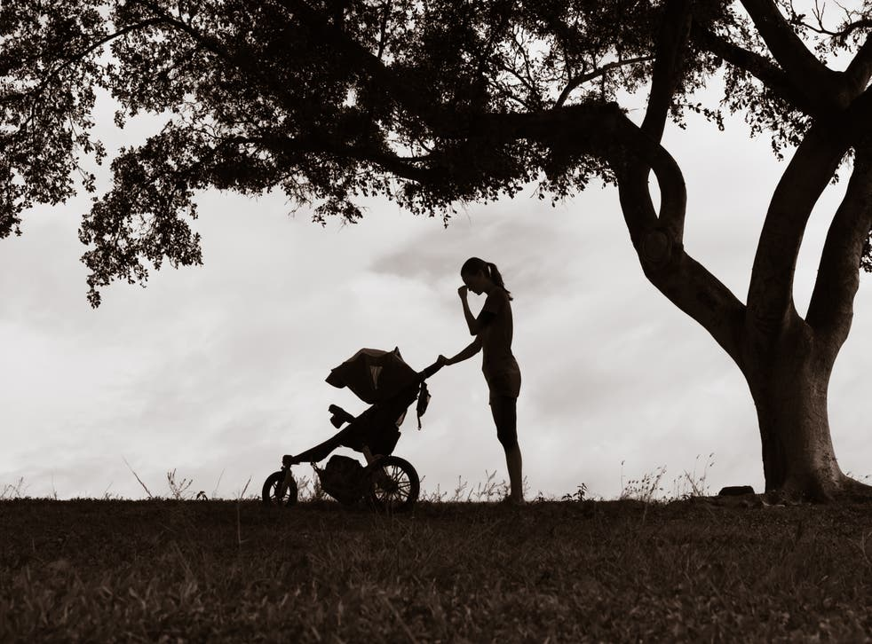 <p>One in 10 women will experience depression within three months of giving birth</p>