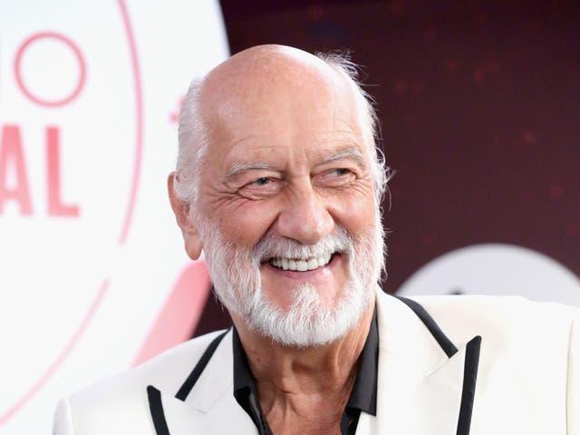 Mick Fleetwood of the band Fleetwood Mac