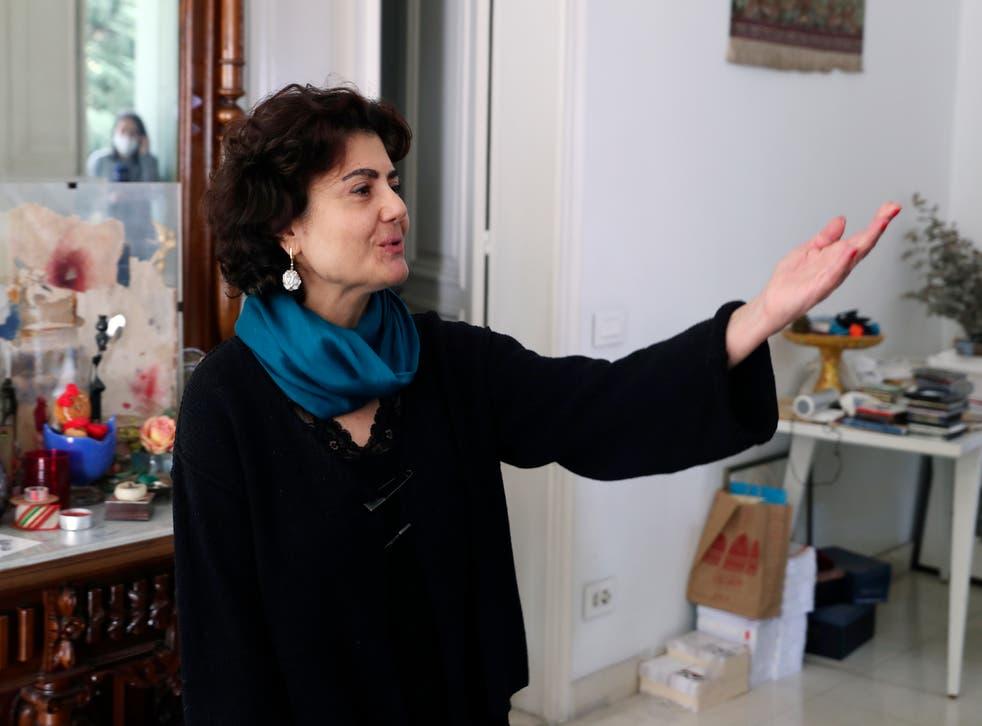 Lebanon Activist