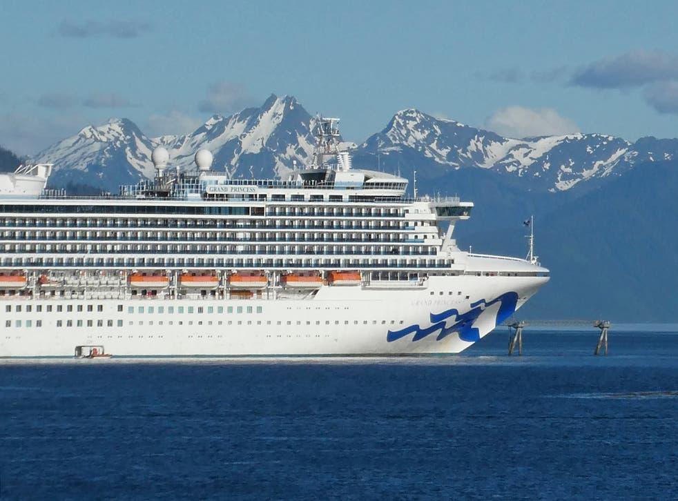 Canceled Cruise Ships