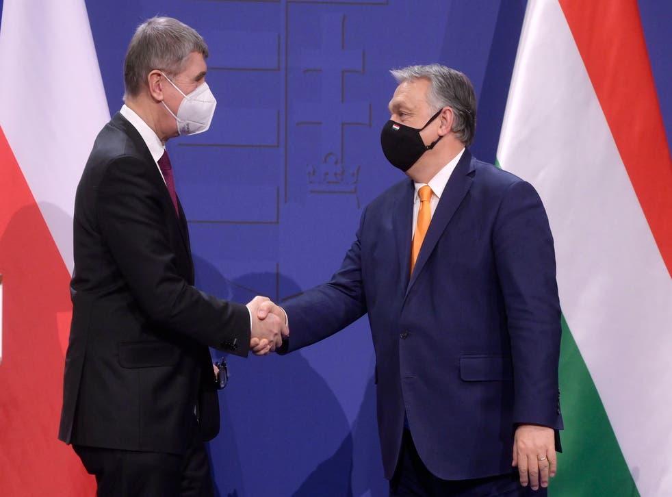 Hungary Czech Republic