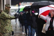 El Pentágono aprueba el despliegue de 1.000 soldados en servicio activo para ayudar en distribución de la vacuna COVID