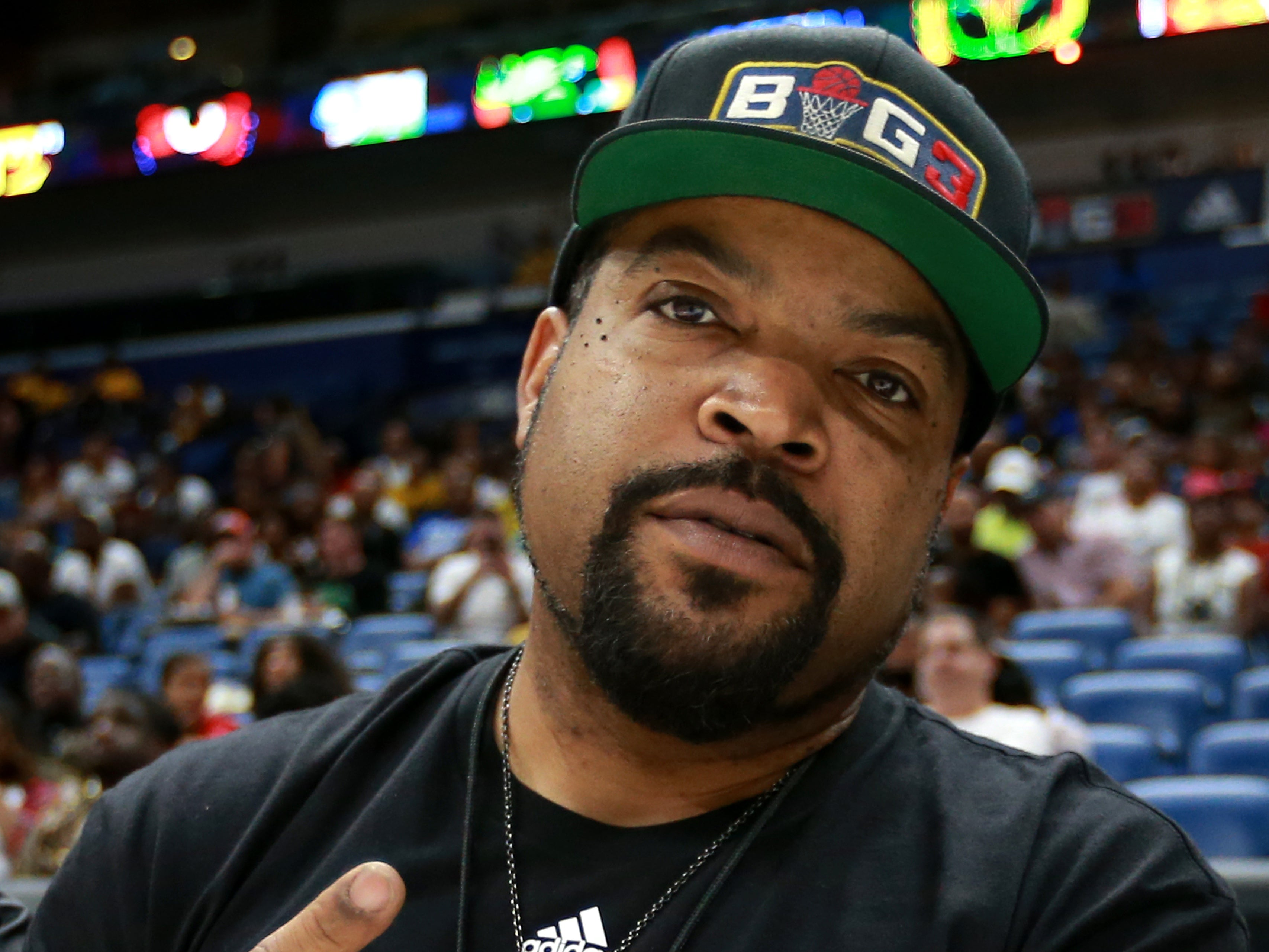 Ice Cube says Biden administration has contacted him about plan to address systemic racism