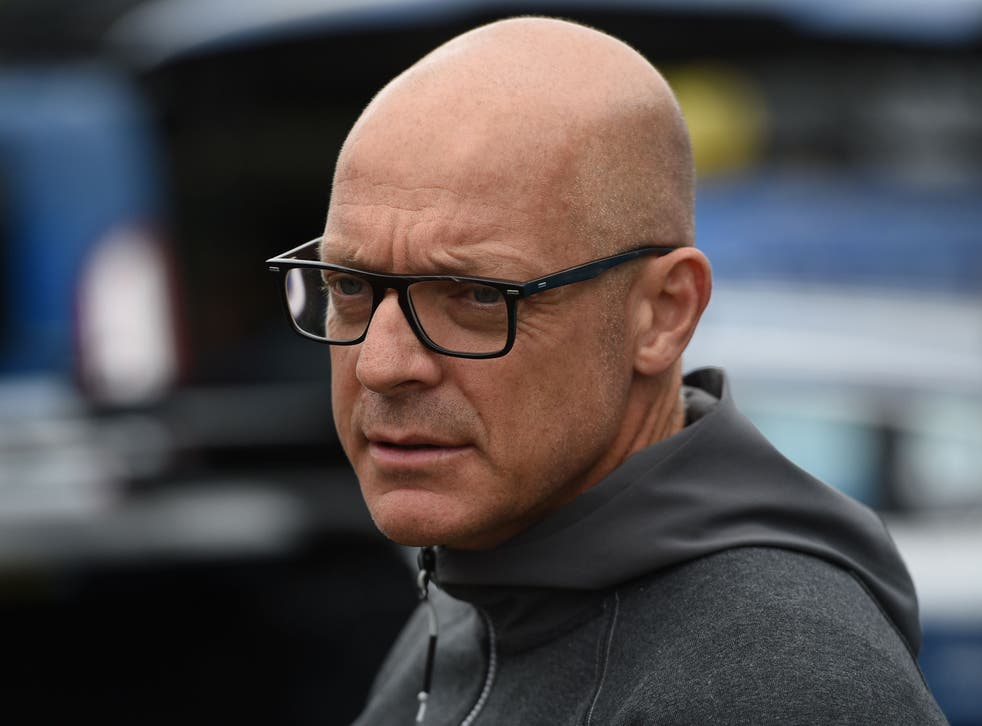 Sir Dave Brailsford, general manager of Team Ineos Grenadiers