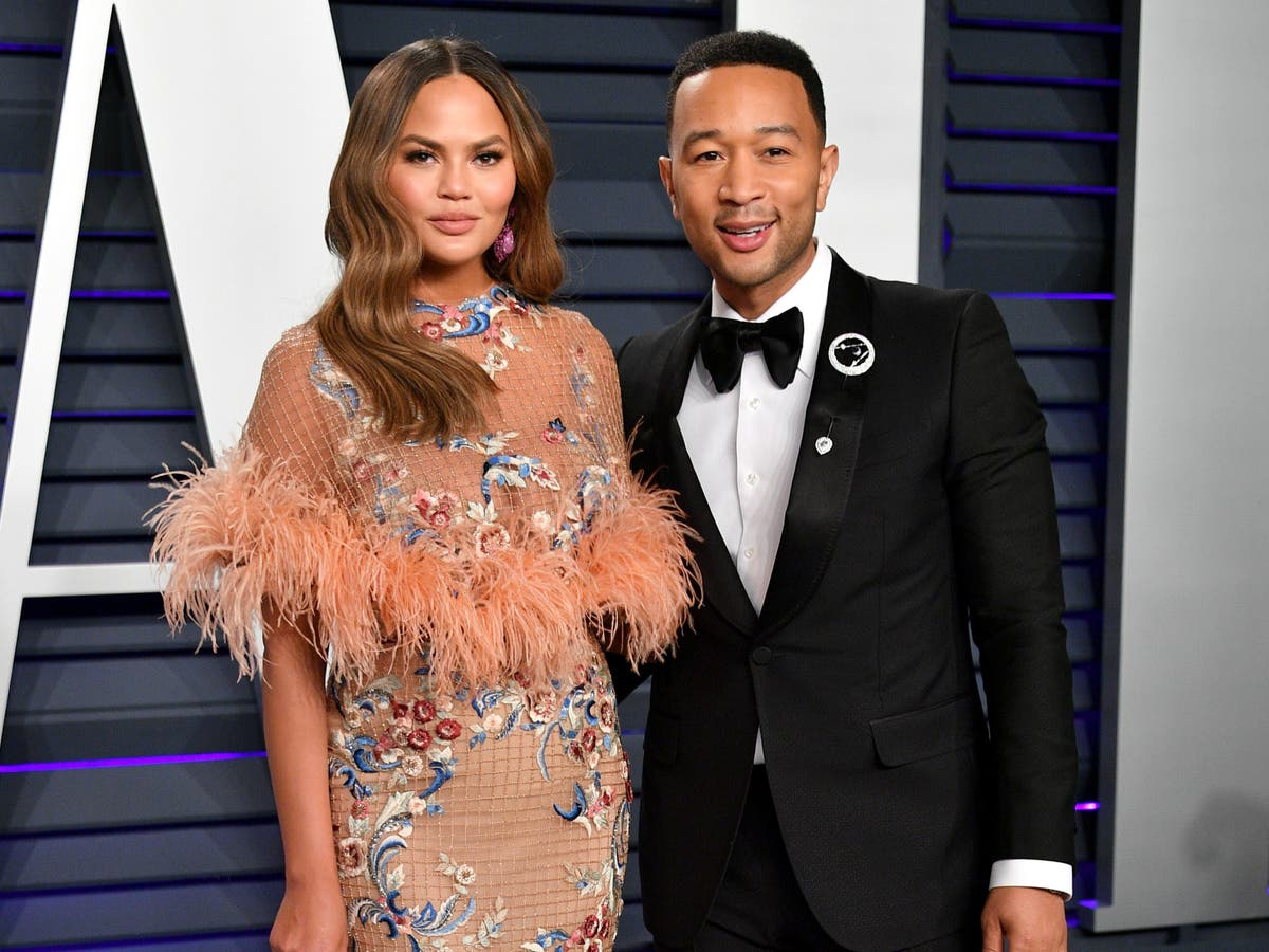 Chrissy Teigen says she is 'full of regret' over decision not to look at son Jack's face when he was born