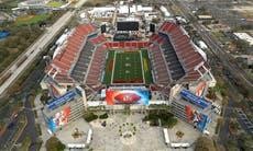 Comisionado de la NFL ofrece a Biden todos los estadios de fútbol americano como sitios de vacunación contra el COVID