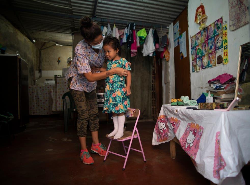 Venezuela Carnival Children