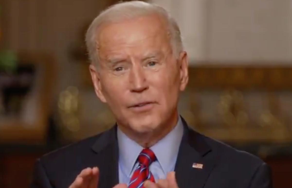 Biden says Trump should no longer receive intelligence briefings because of 'erratic behaviour'