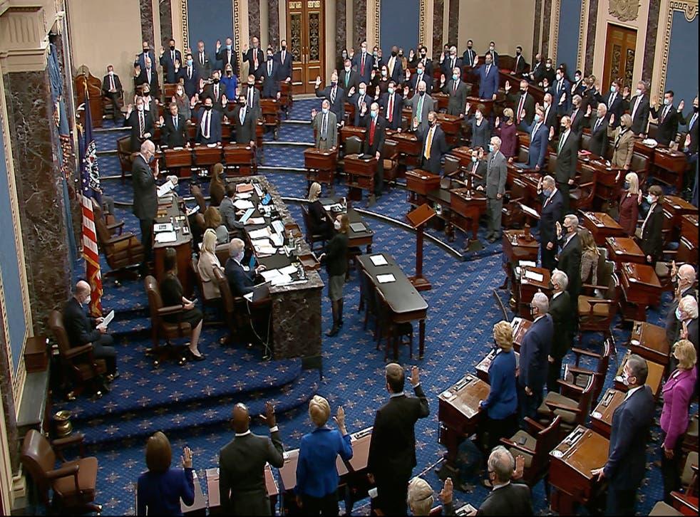 Congress Explaining Trump Impeachment Trial