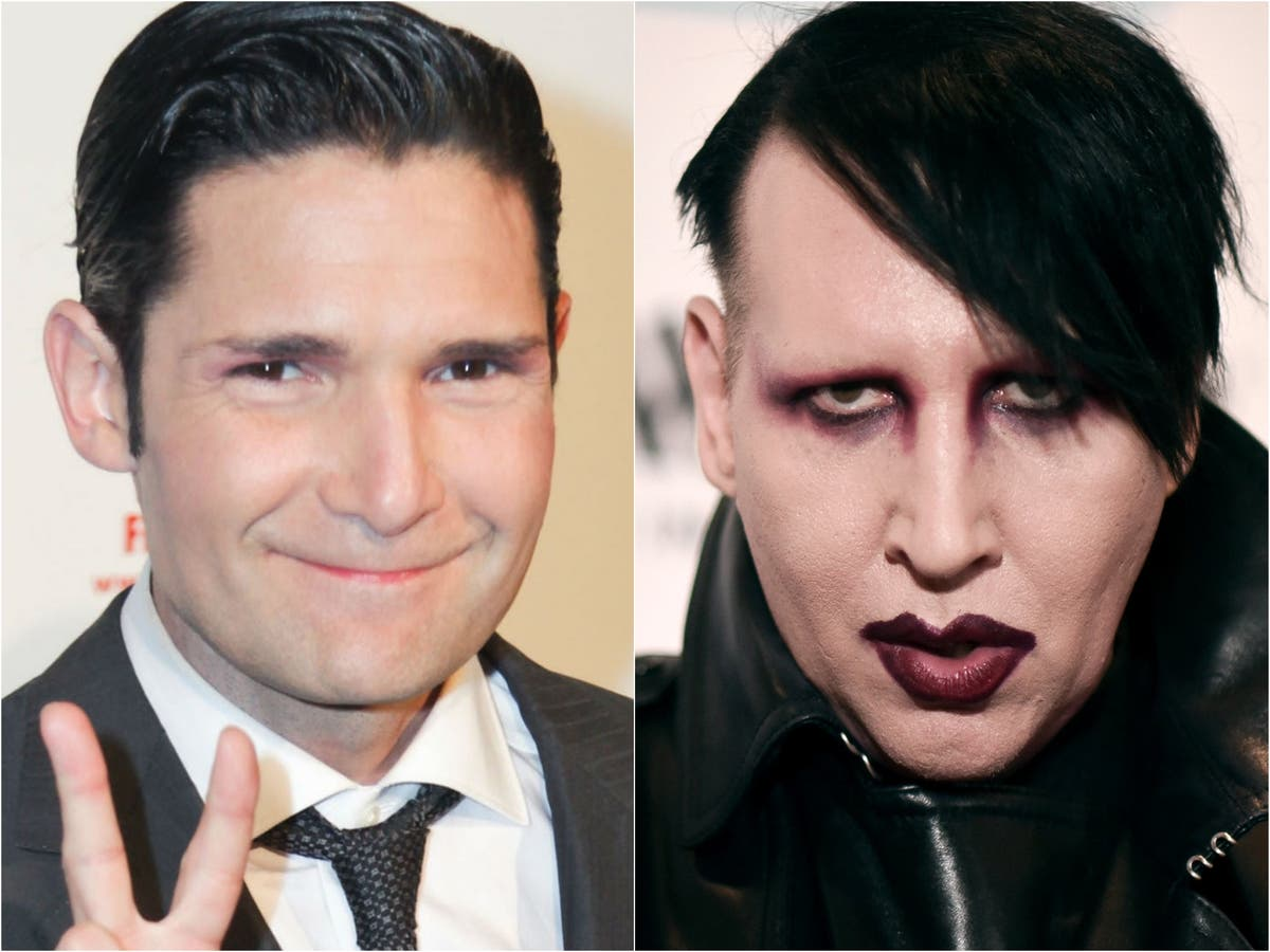 Corey Feldman accuses Marilyn Manson of 'decades long mental and emotional abuse' in wake of allegations - The Independent