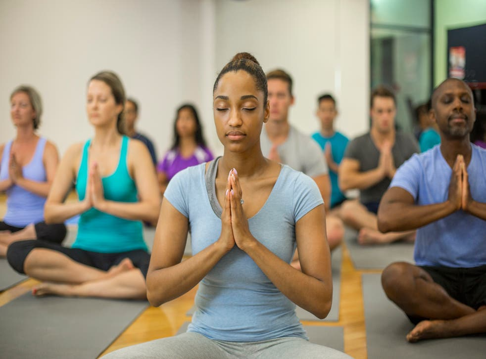 <p>Yoga spaces need to be  safe for everyone, including teachers</p>
