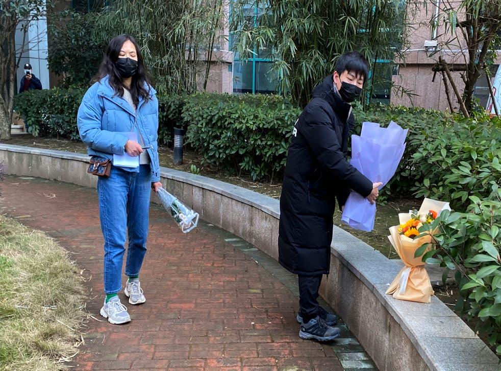 China Whistleblower