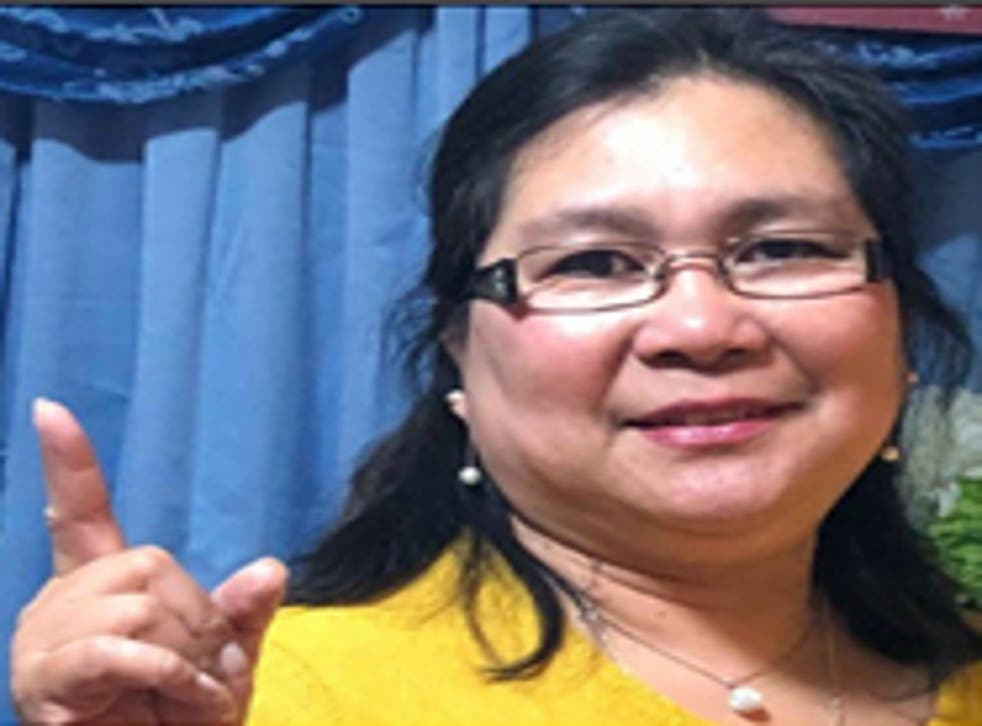 <p>Estrella Catalan died after weeks in critical care at Norfolk and Norwich University Hospital, where she worked</p>