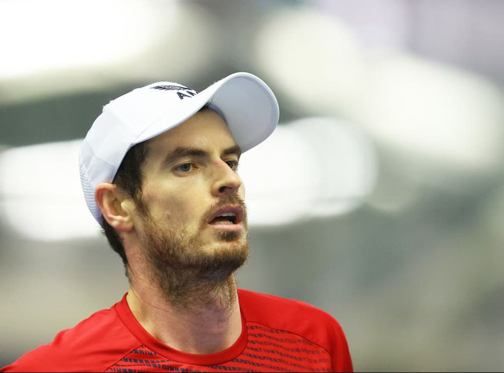 <p>Andy Murray's positive test ruled him out of the Australian Open</p>