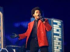 The Weeknd gastó $7 millones de su propio dinero para el show de medio tiempo en el Super Bowl
