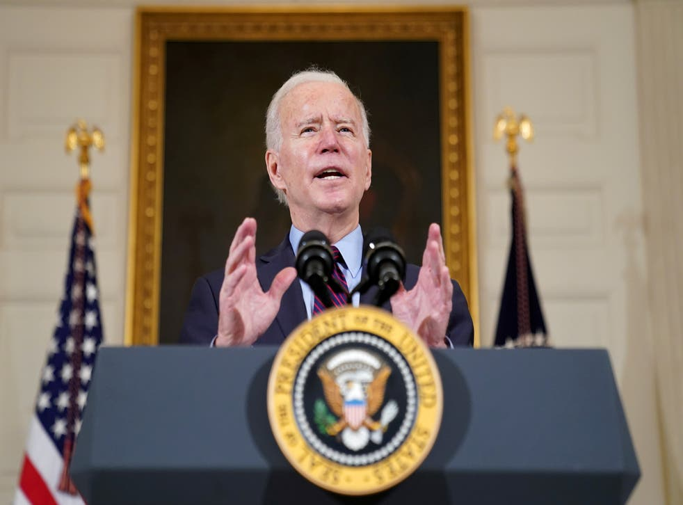 <p>'Biden's's current climate plan sees him picking up from where he left off as vice president'</p>