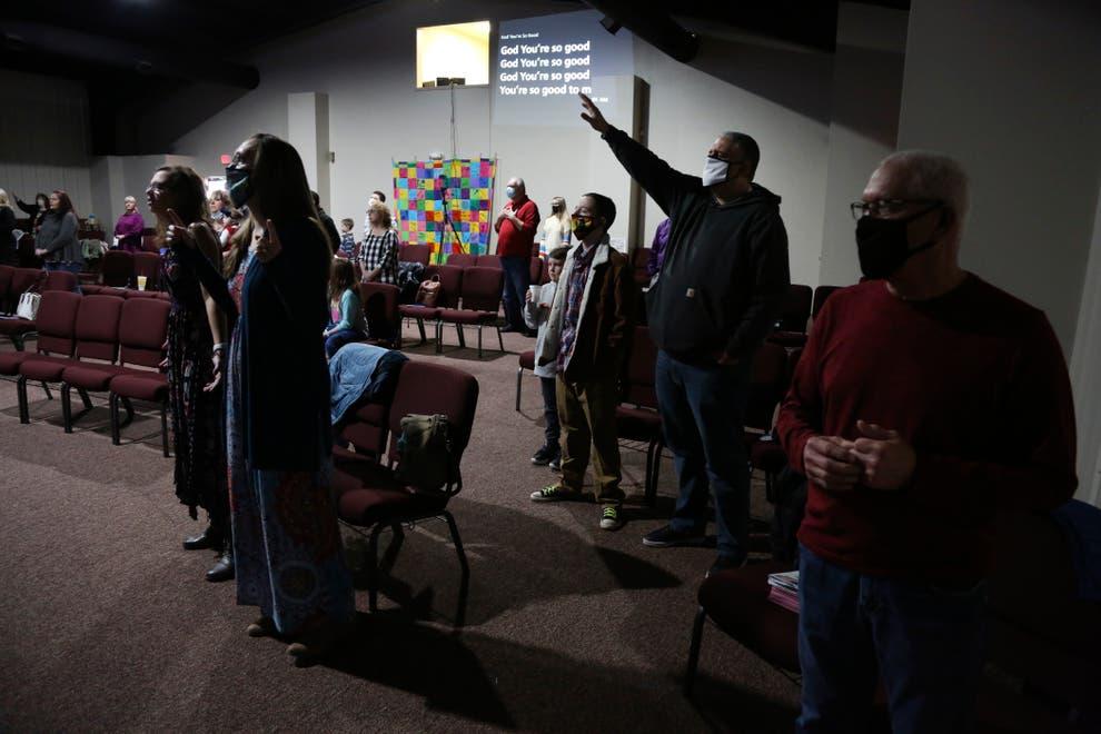 Election turmoil splits West Virginia city's evangelicals
