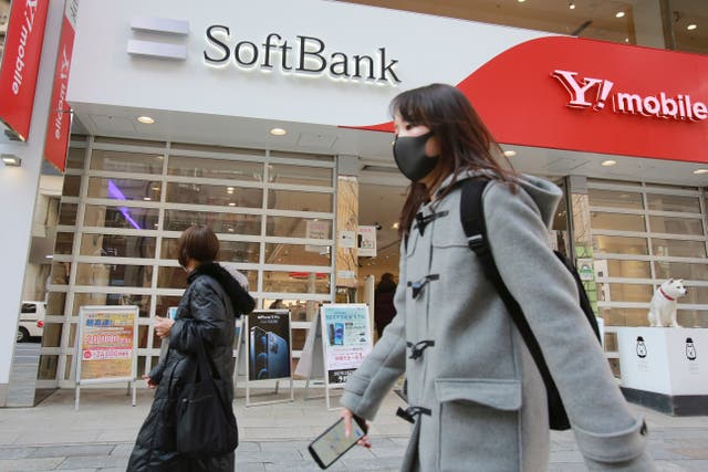 Japan Earns SoftBank