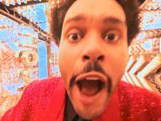 Super Bowl LV: Show de medio tiempo de The Weeknd genera ola de memes