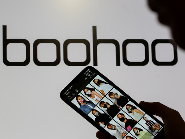 <p>The online fashion giant has seen its fortunes improve as those of high-street clothing retailers have waned</p>
