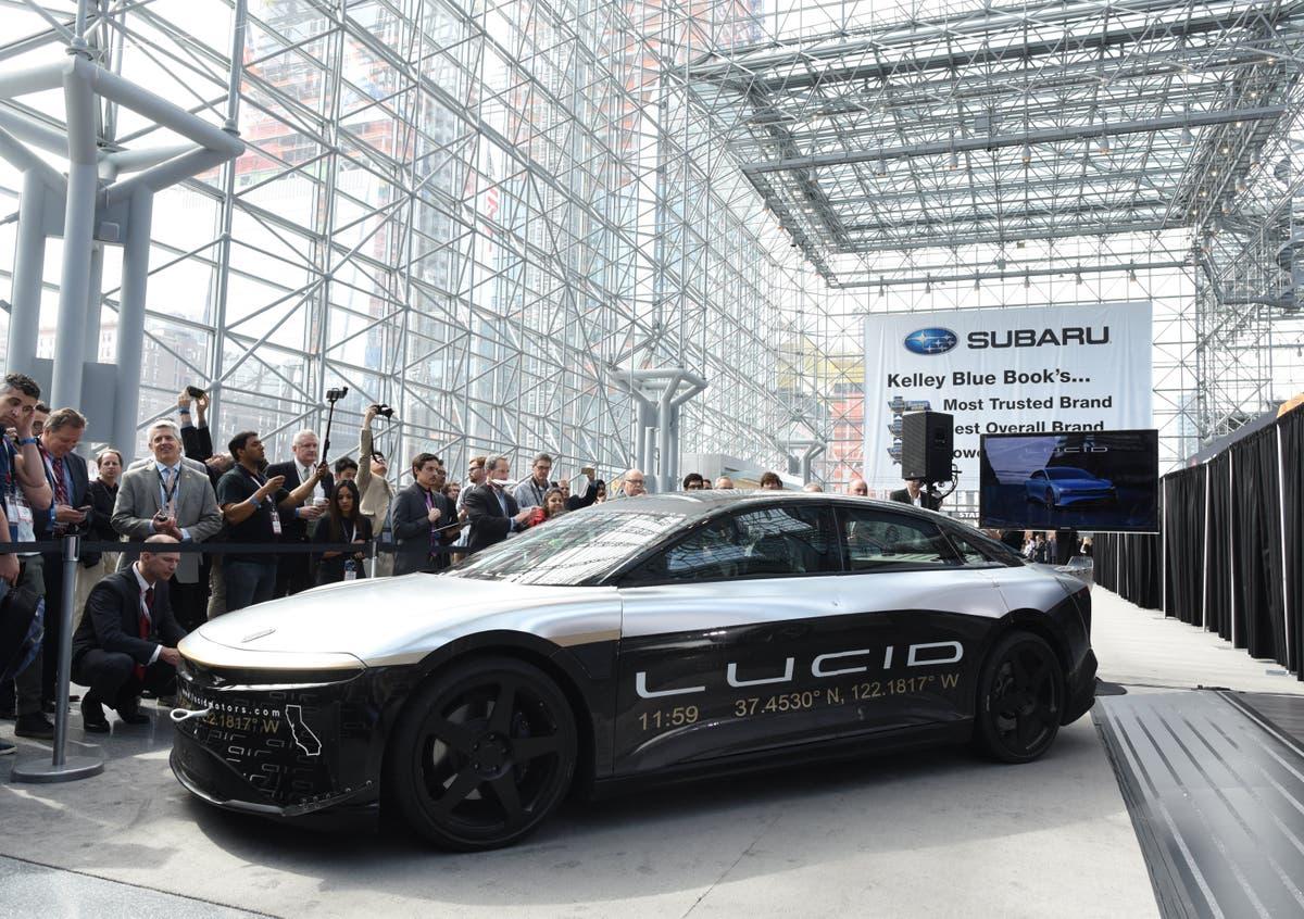 Former Tesla engineer claims he's made a car better than Elon Musk's Model S