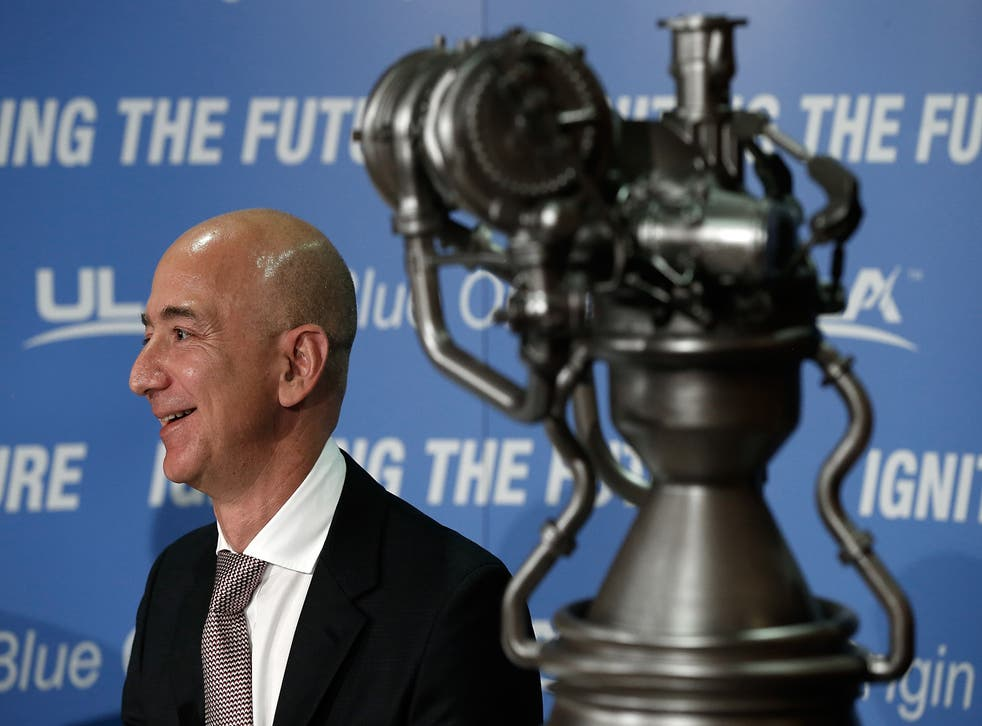 <p>Blue Origin may be the tortoise of the fable where slow and steady wins over speedy</p>