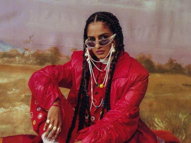 Rapper and singer Priya Ragu