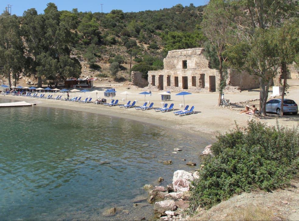Empty quarter: the Greek island of Poros