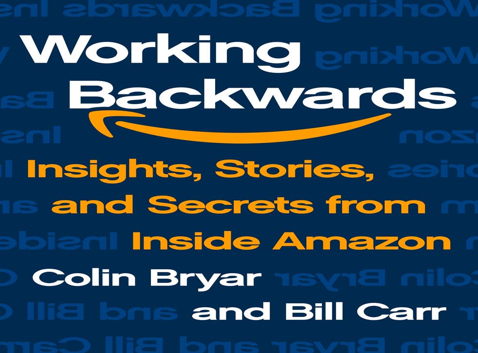 Book Review - Working Backwards