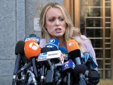 """El ex abogado de Trump ofrece disculpas a su supuesta ex amante por causar """"dolor innecesario"""" en un nuevo podcast"""